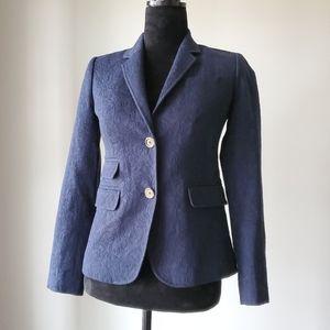 J.CREW brocade blazer